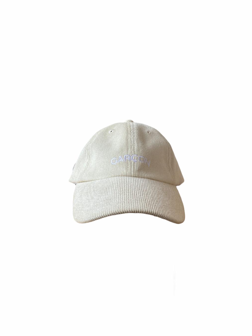 Garcon Cap (Cream)