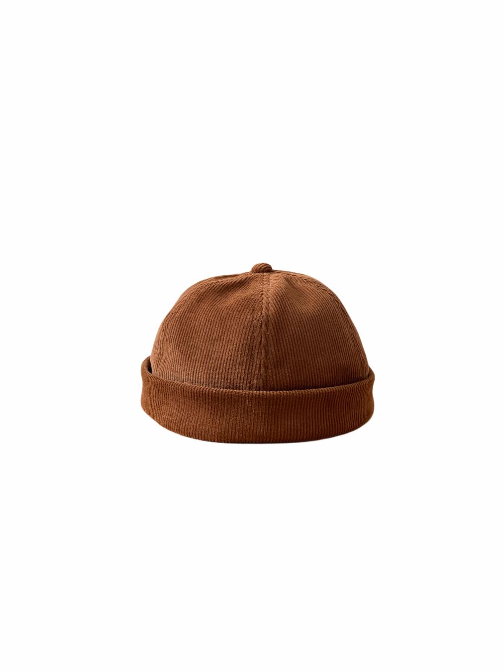 Miki Cap (Walnut)