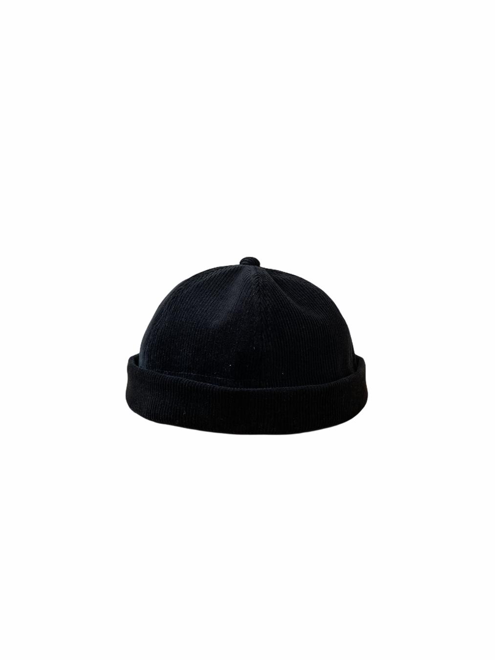 Miki Cap (Black)