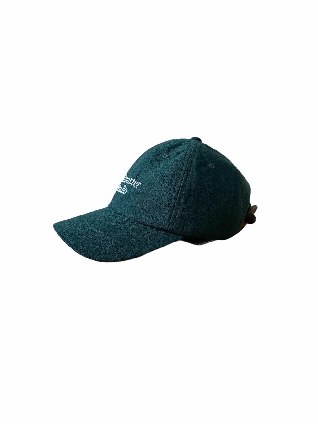 Six Nature Cap  (Dark Green)