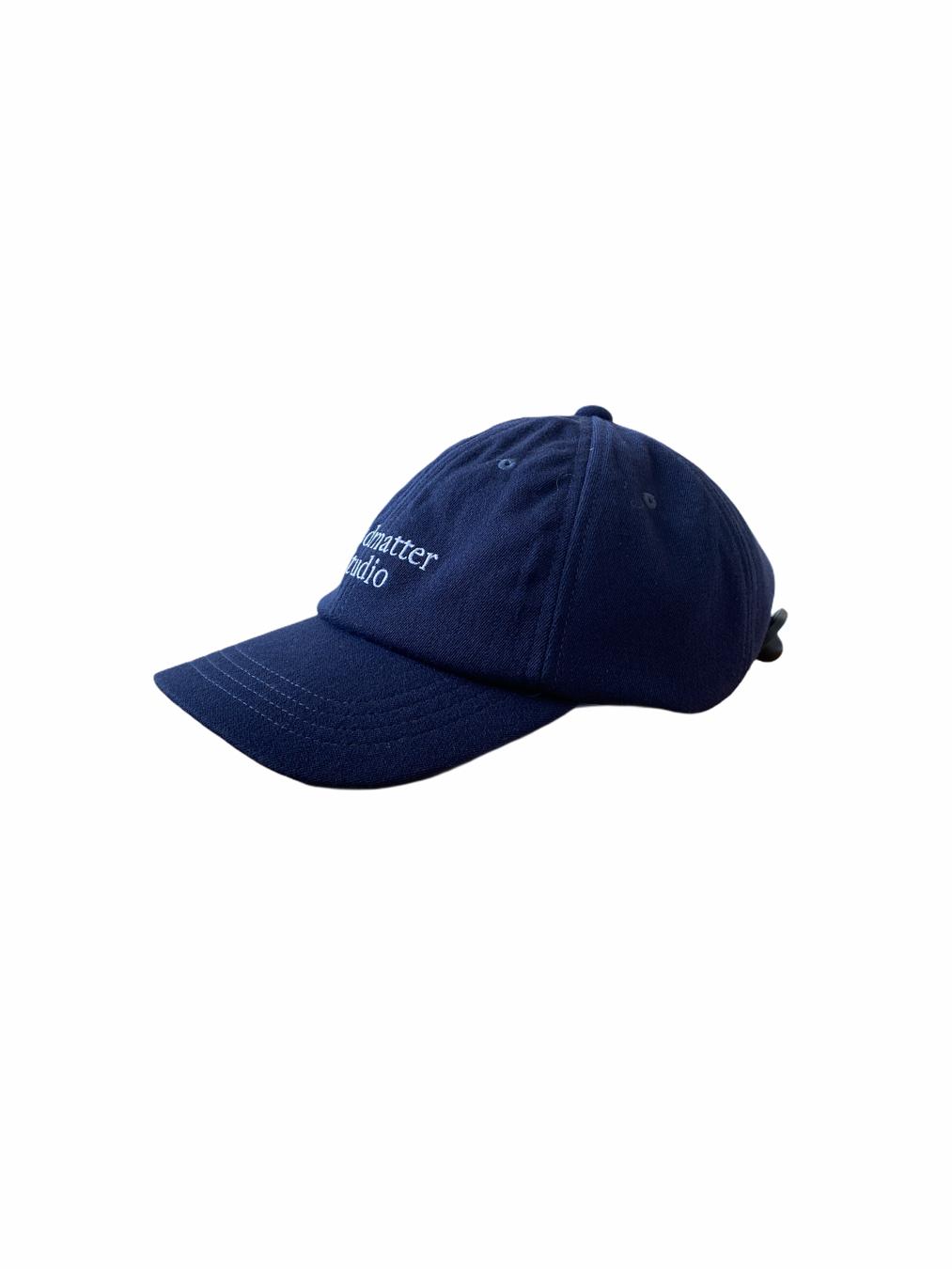 Six Nature Cap  (Dark Navy)