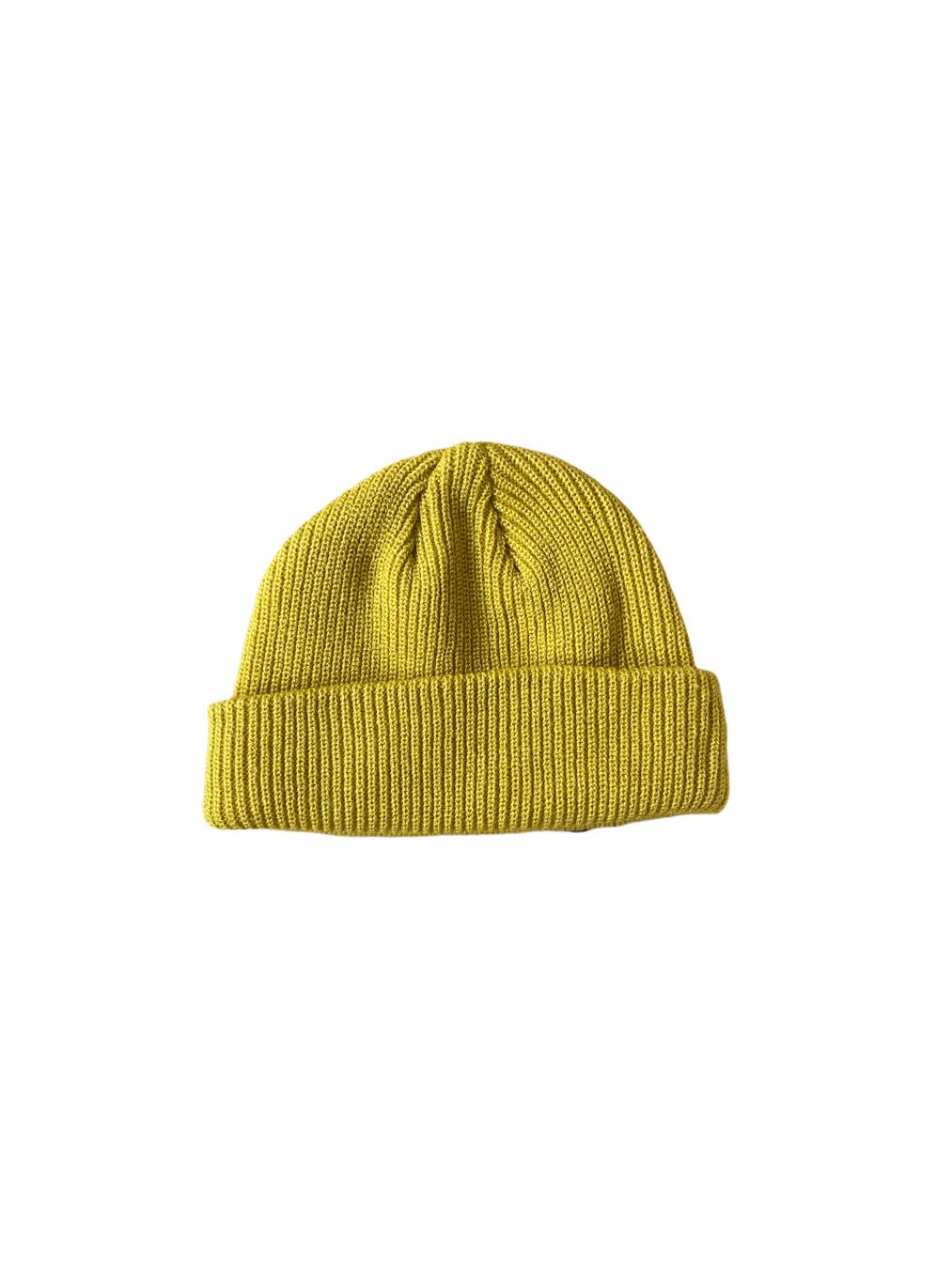 Watch Cap (Yellow)