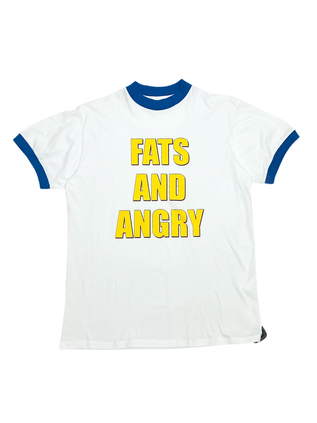 Fats And Angry Prototype