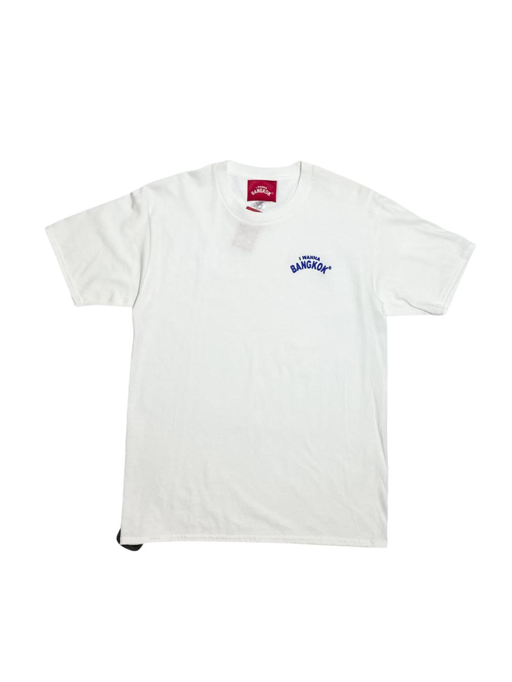 Chest Logo Tee (Blue)