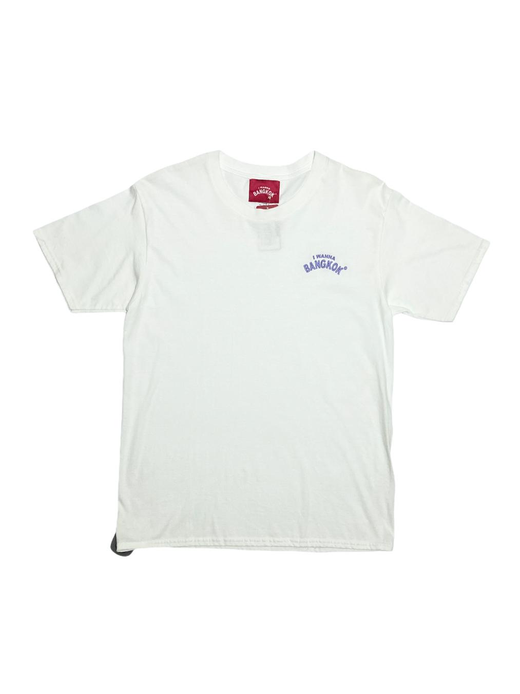 Chest Logo Tee (Purple)