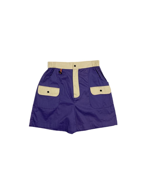 High Boy Scouts Pants (Purple)