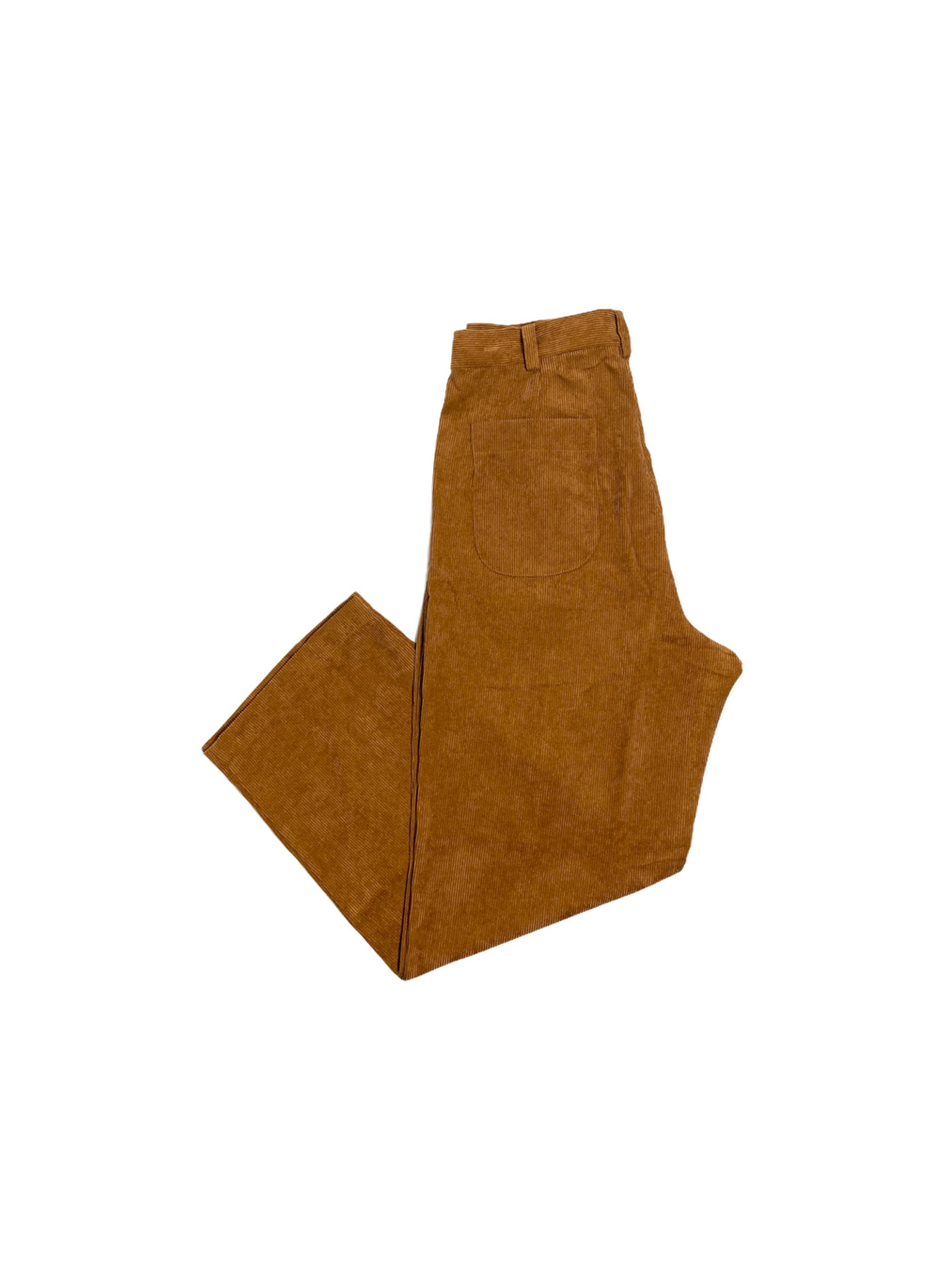 Brown Forever Corduroy Pants
