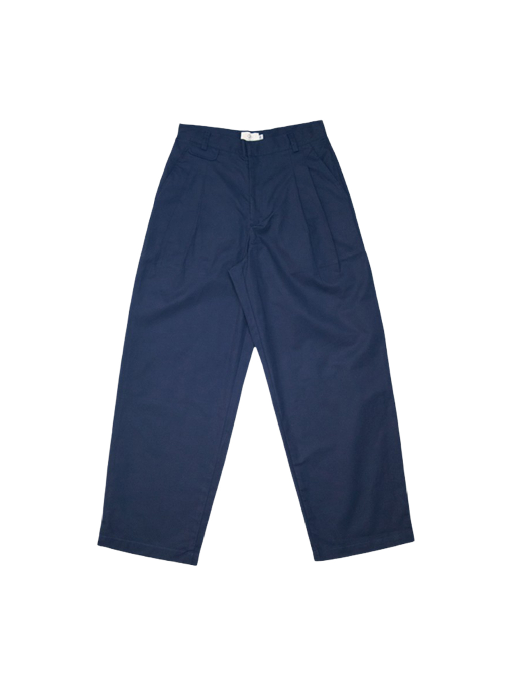 Mens ankle trousers (Navy)