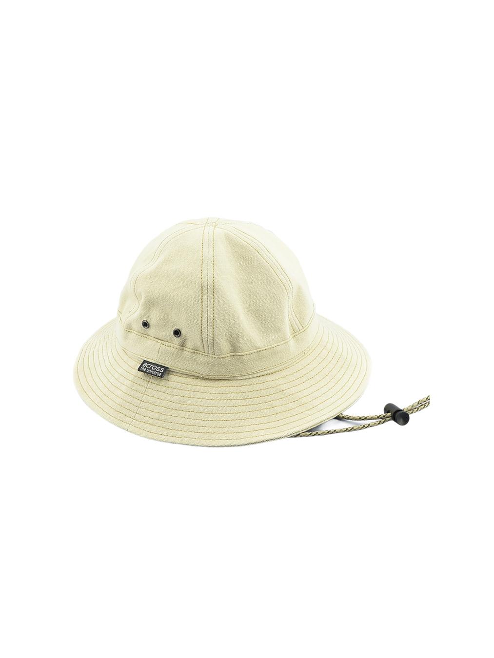 Metro Hat (Cream)