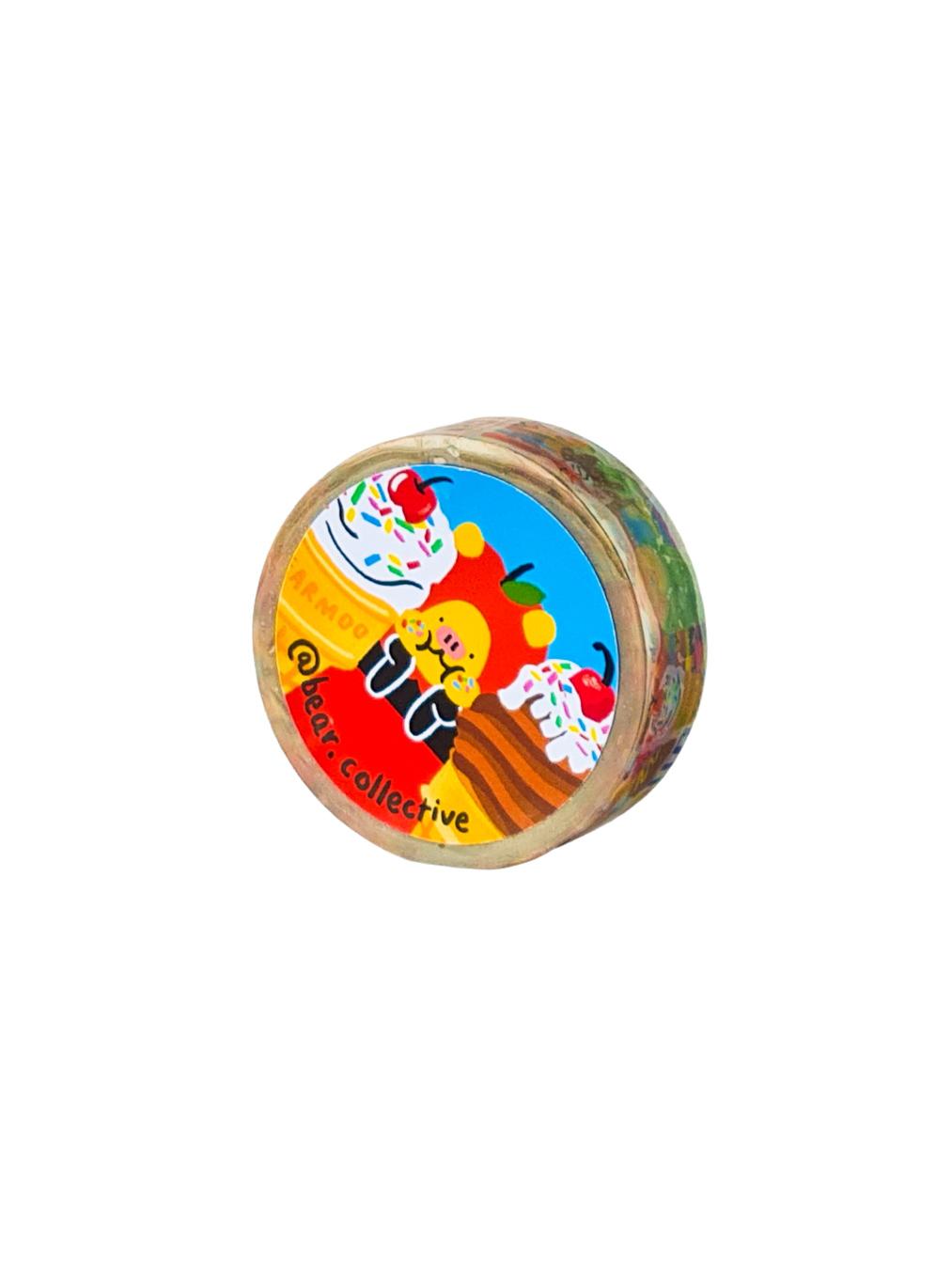 Bearmoo Icecream Tape
