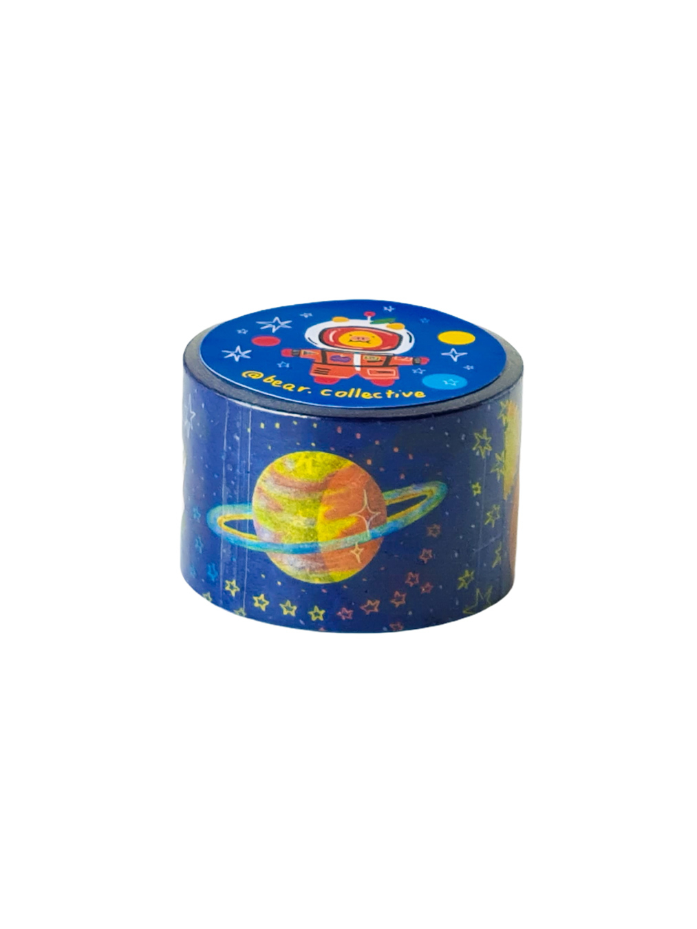 Bearmoo Spaceship Tape