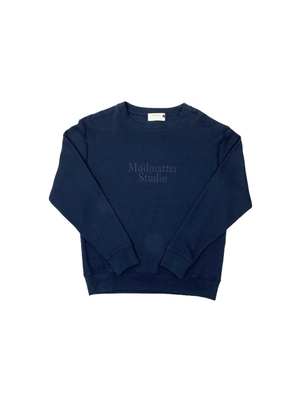 Sweatshirt  (Navy)