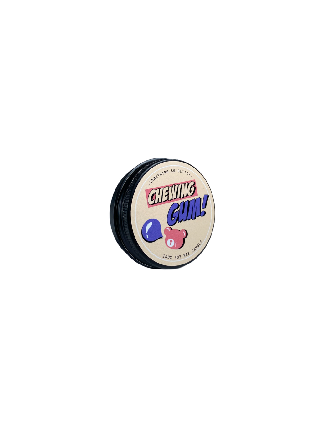 Chewing Gum Soy Wax Candle