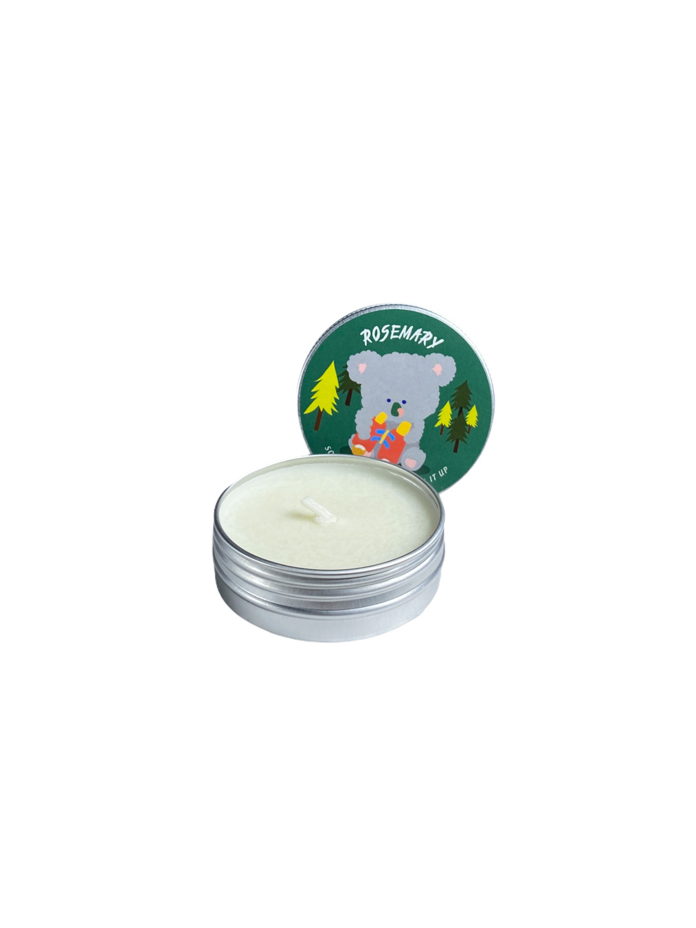 Candle - Rosemary