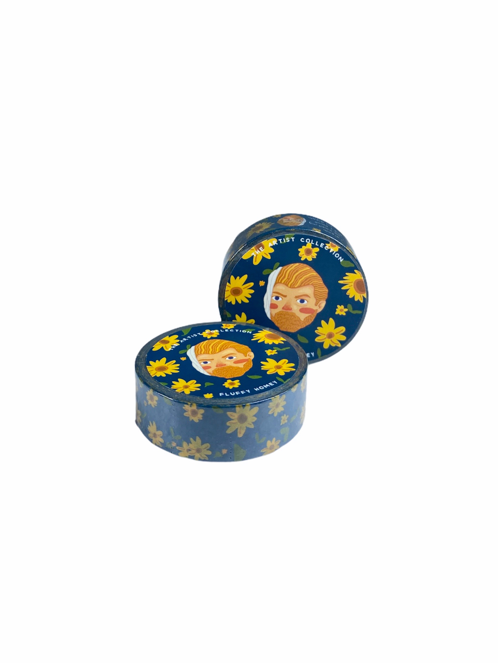 Vincent Van Gogh (Masking Tape)
