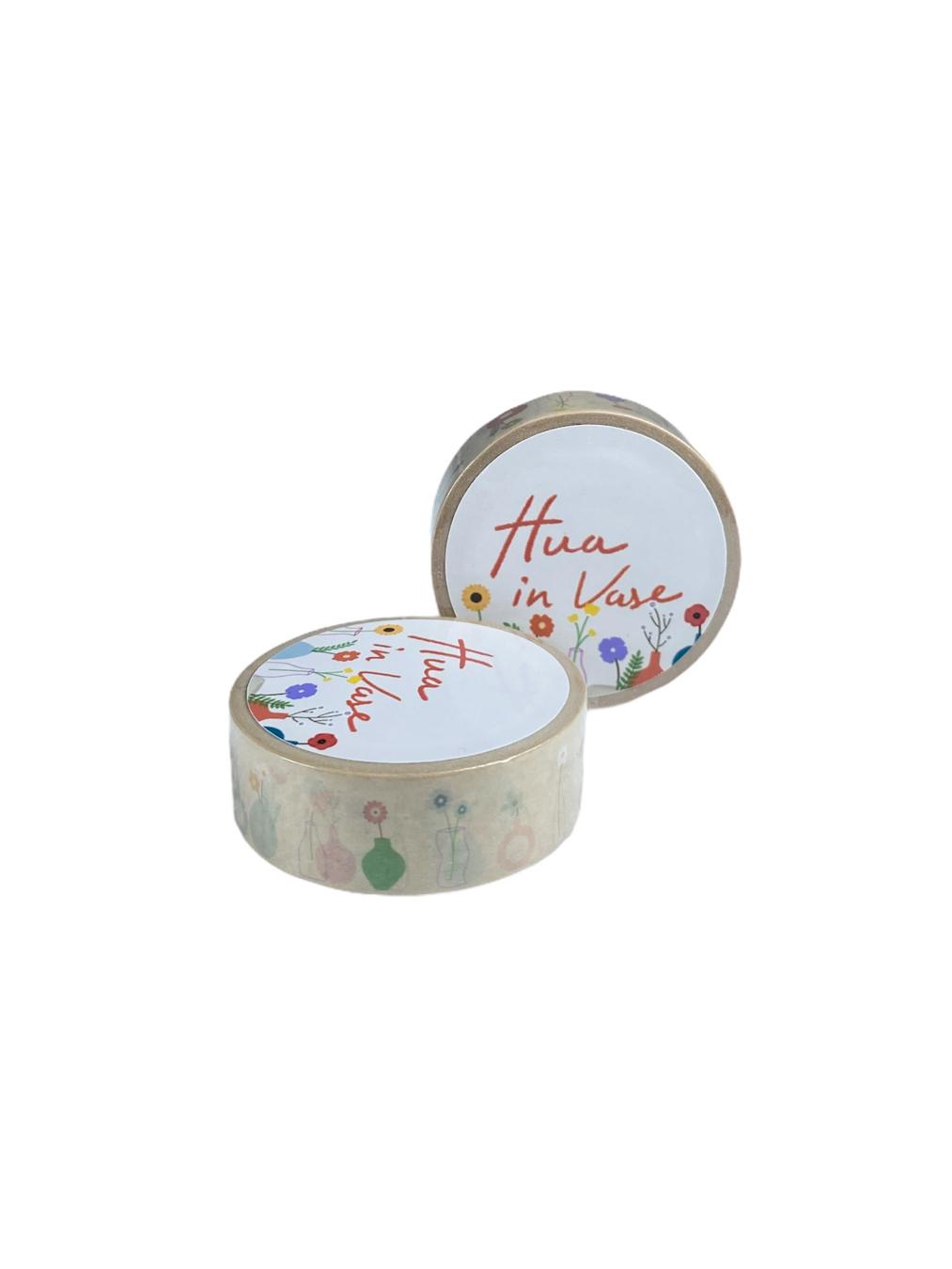 Masking Tape - Hua In Vase