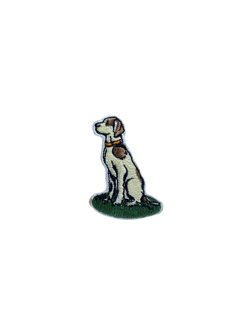 PLN x Teeprang Brooch (Dog)