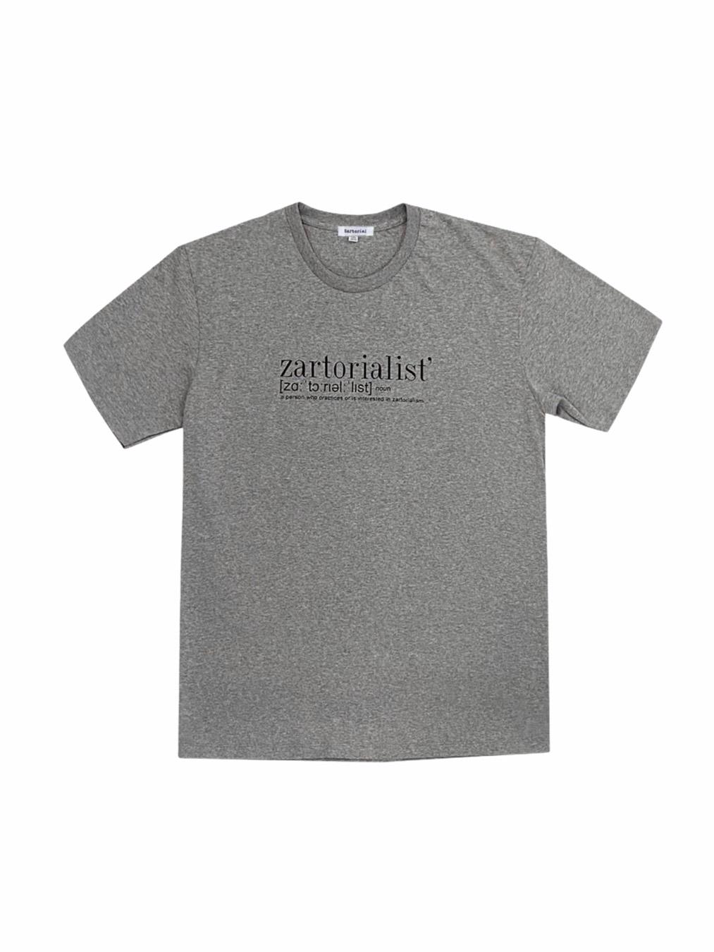 Zartorialist T-Shirt (Grey)