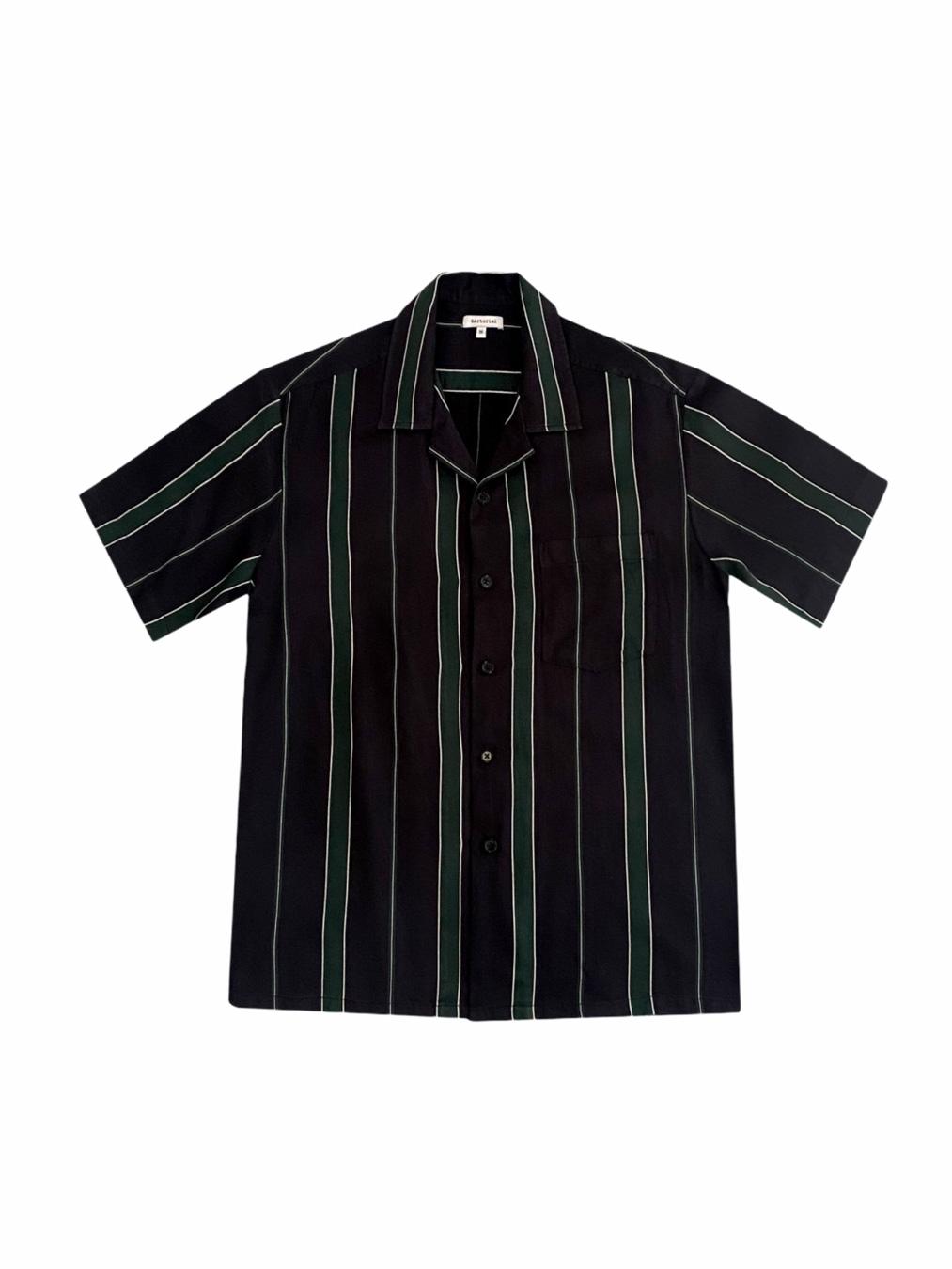 Pyjamas Striped Shirt