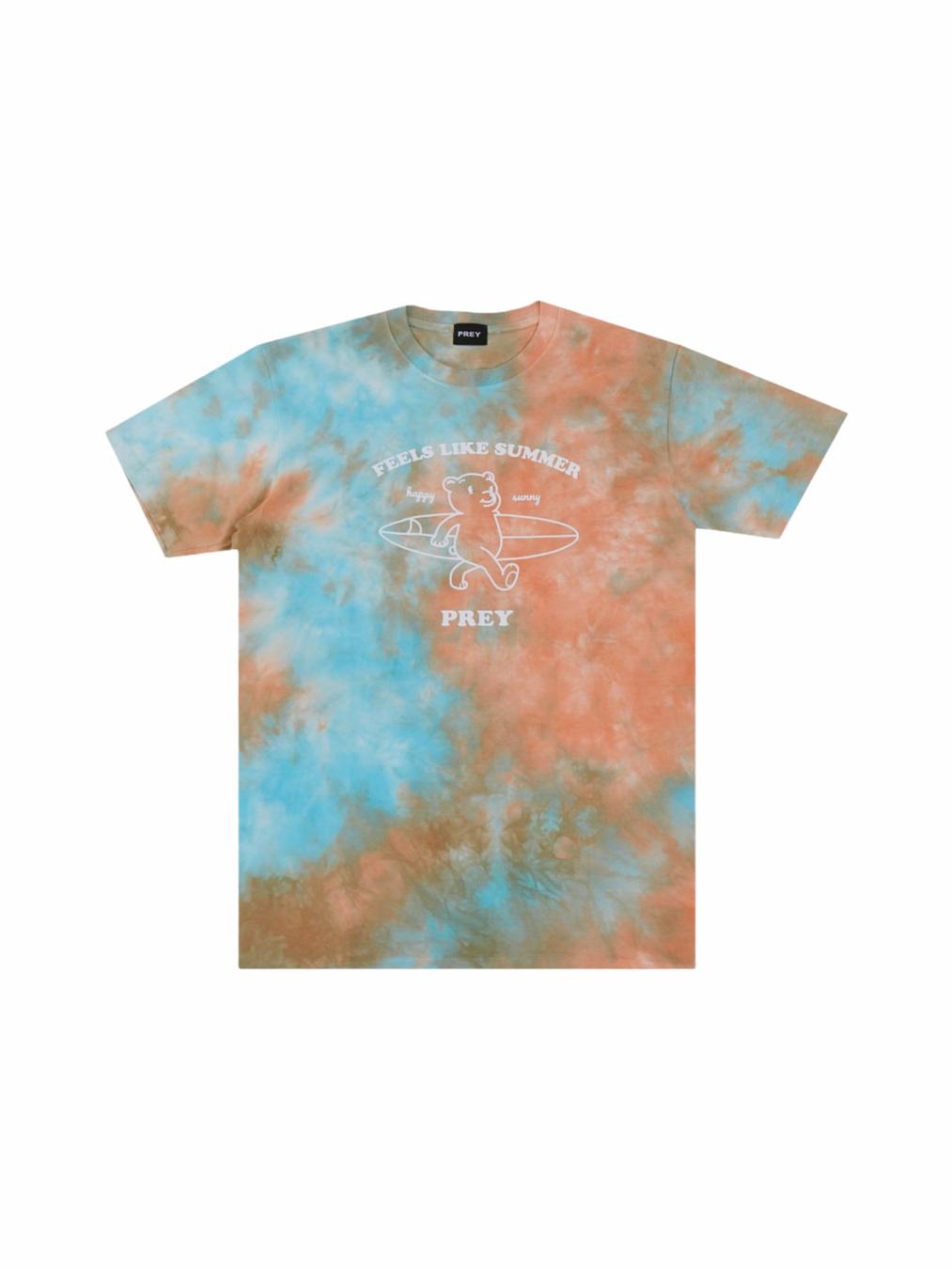 Prey Summer Bear (Orange)