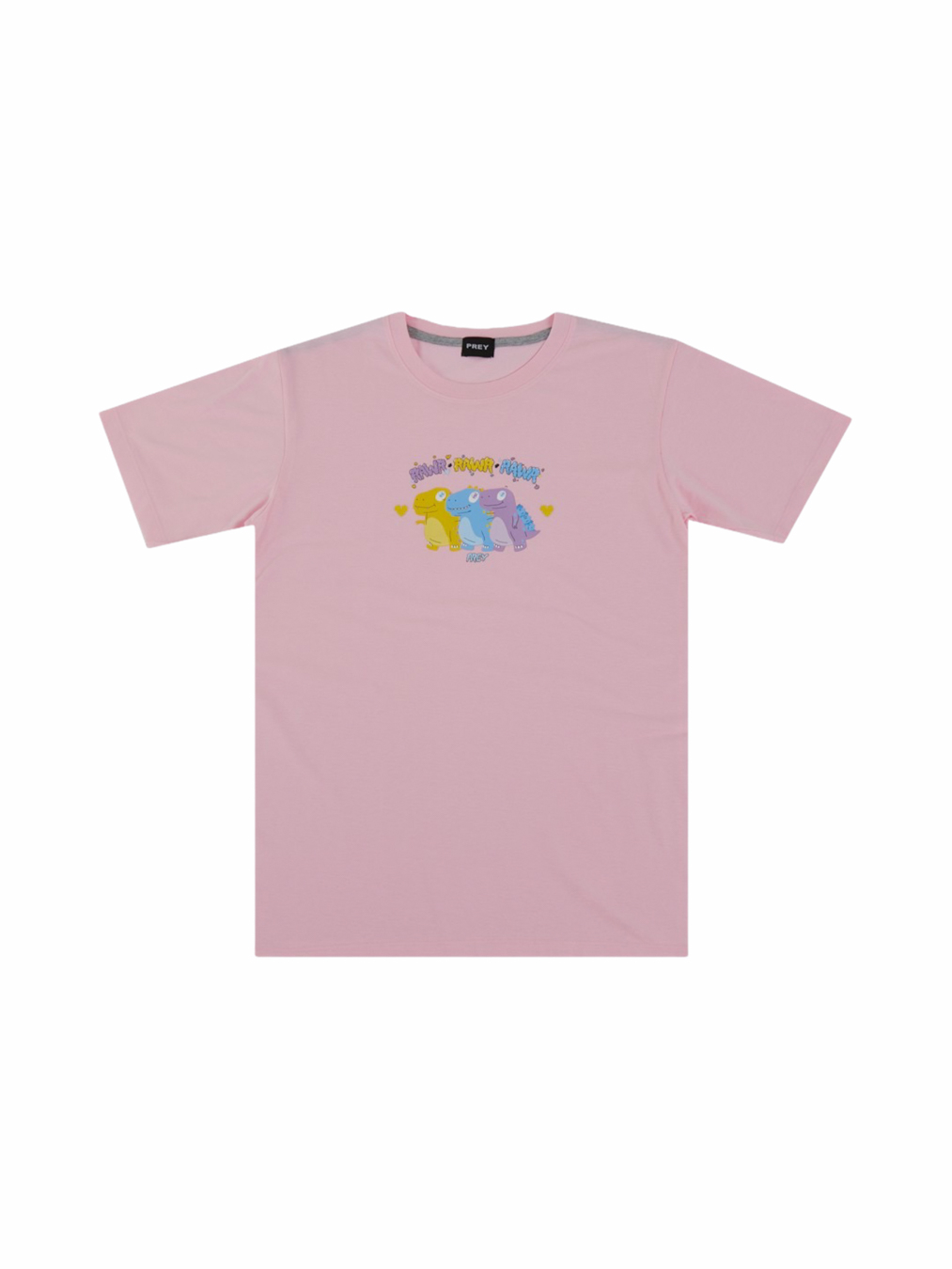 Prey Dinosaur (Soft Pink)