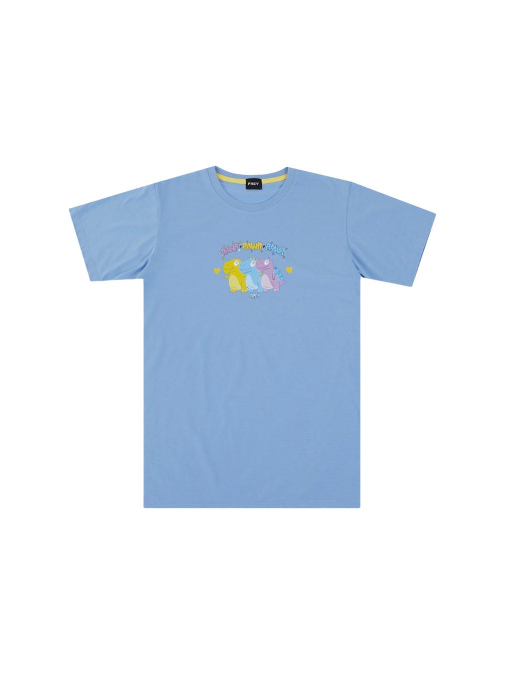 Prey Dinosaur (Light Blue)