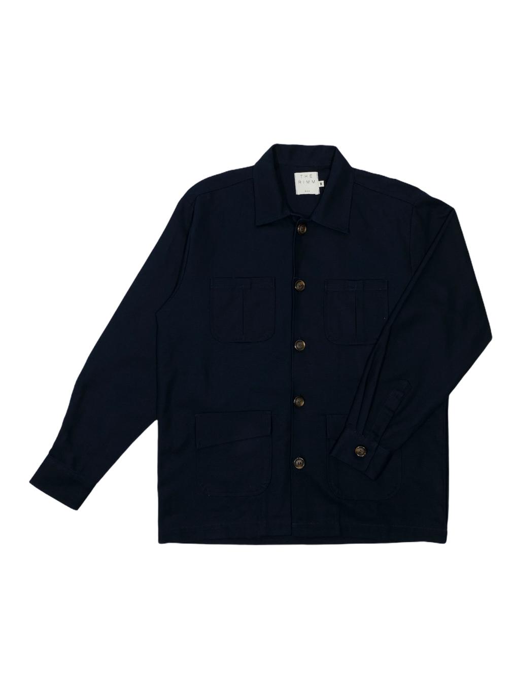 4 Pockets Jackets (Navy)