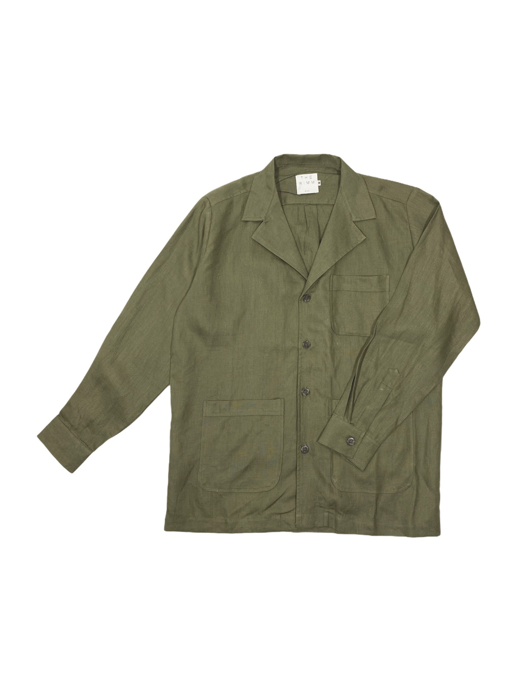 Linen wanderlust jackets (Olive)