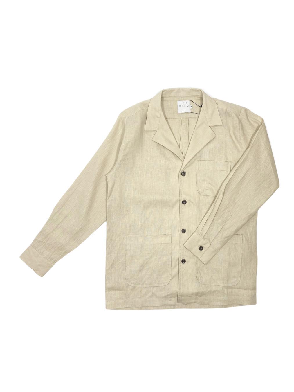 Linen wanderlust jackets (Cream)