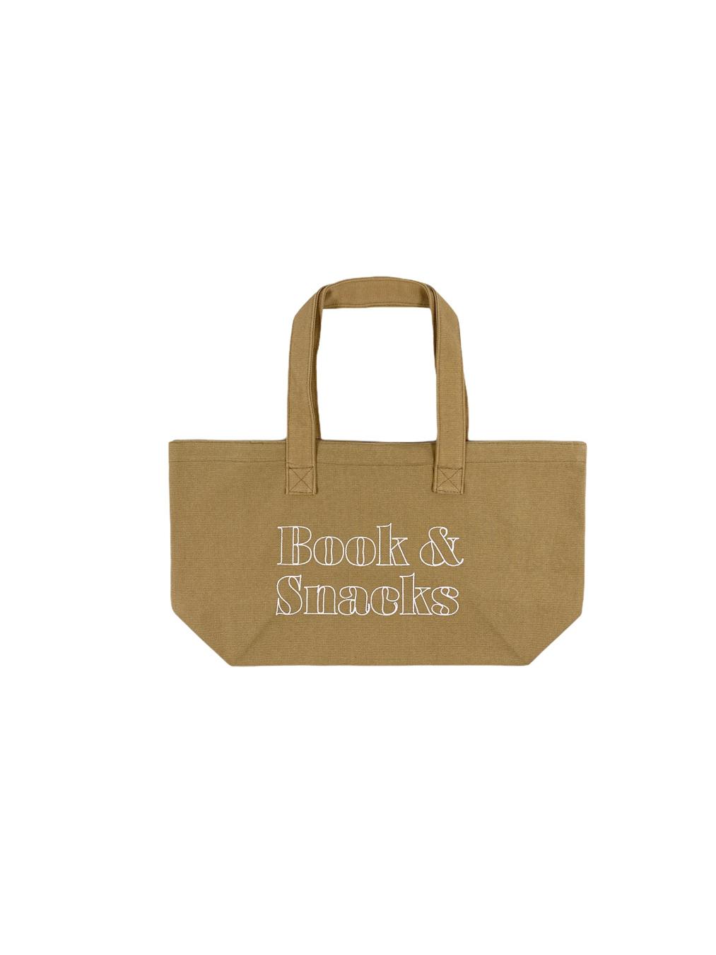 Book & Snack (Brownie)
