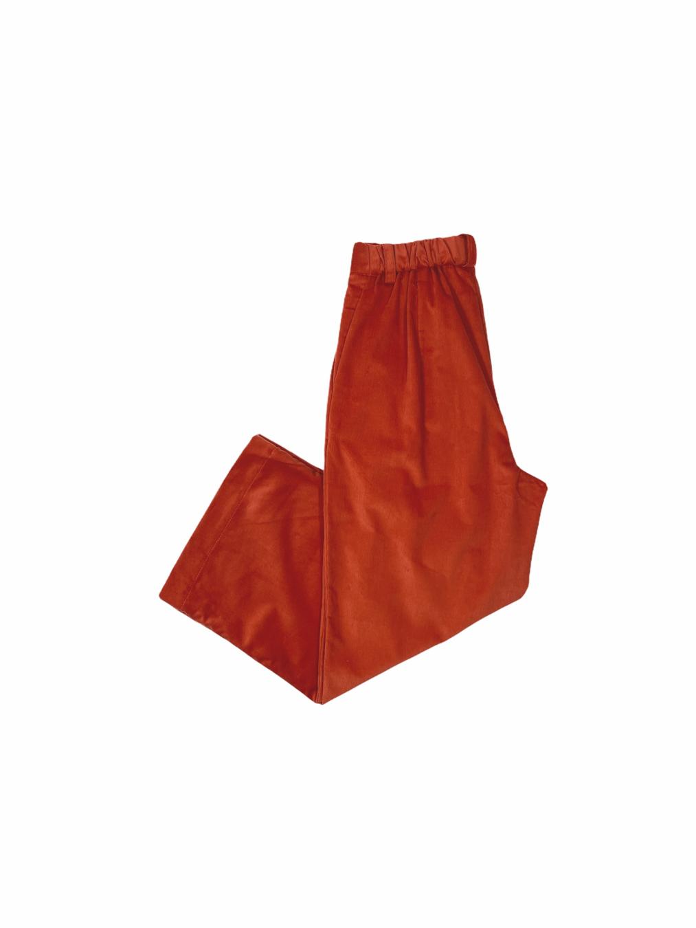 Semi Pants (Orange)