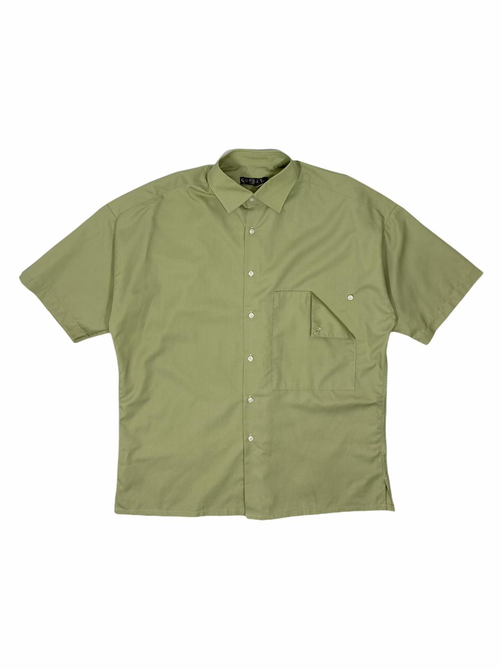 Pocket Shirt (Olive)