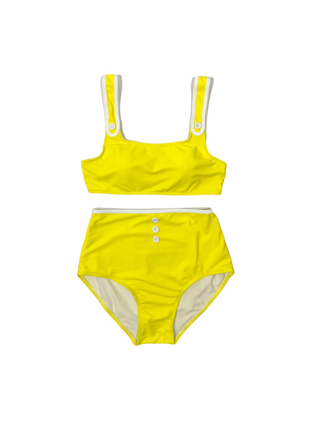 Cecilia Swim (Yellow)