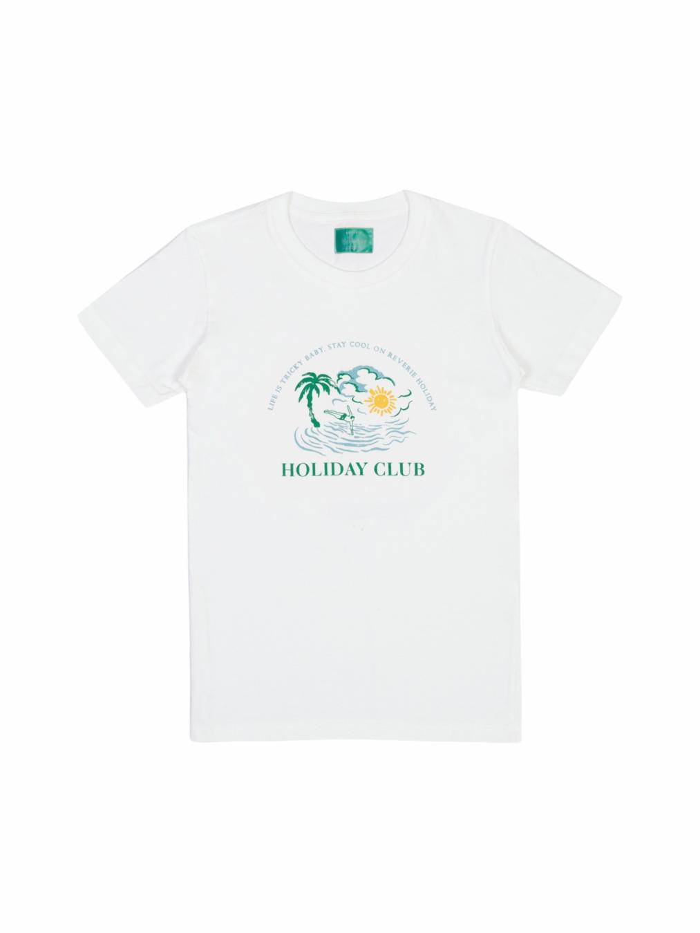 Holiday Club Tee