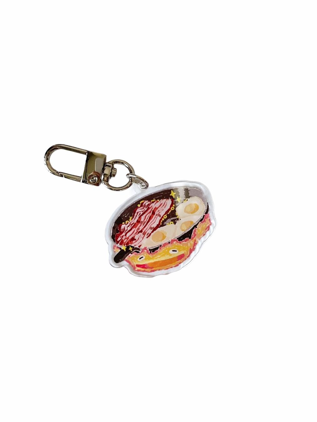 Keychain - Calcifer