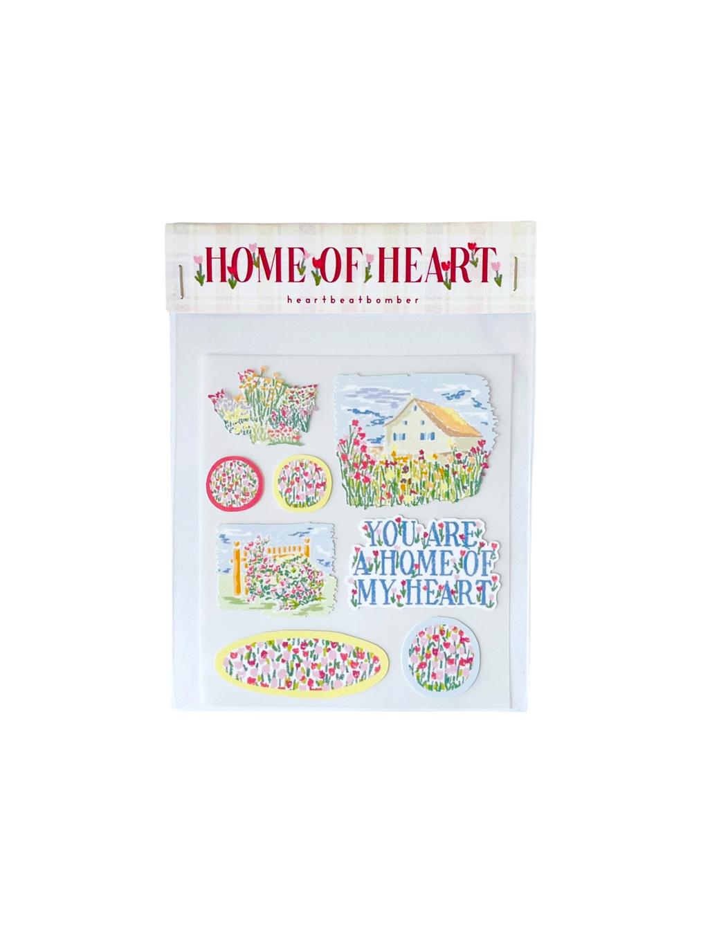 Sticker - Home Of Heart