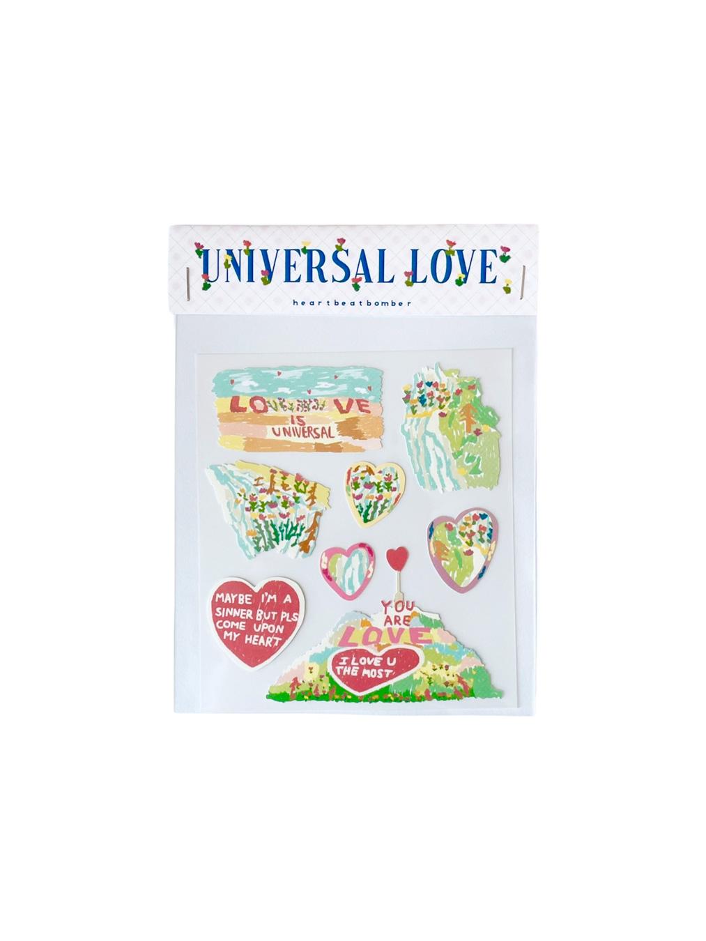 Sticker - Universal Love
