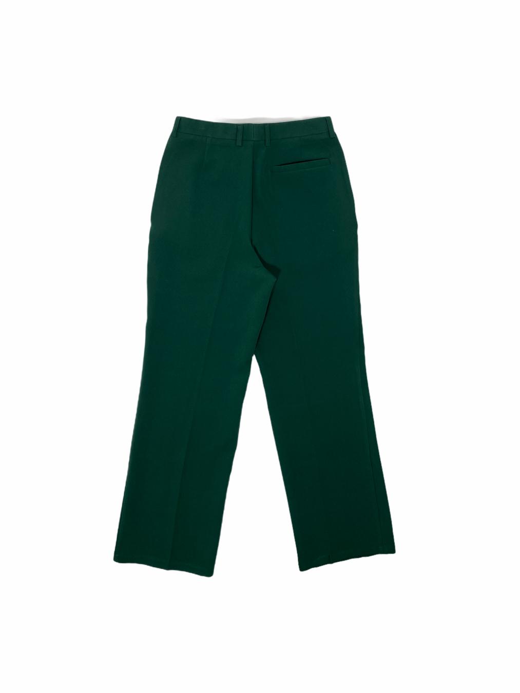 Men's Shaggy Pants (Green)
