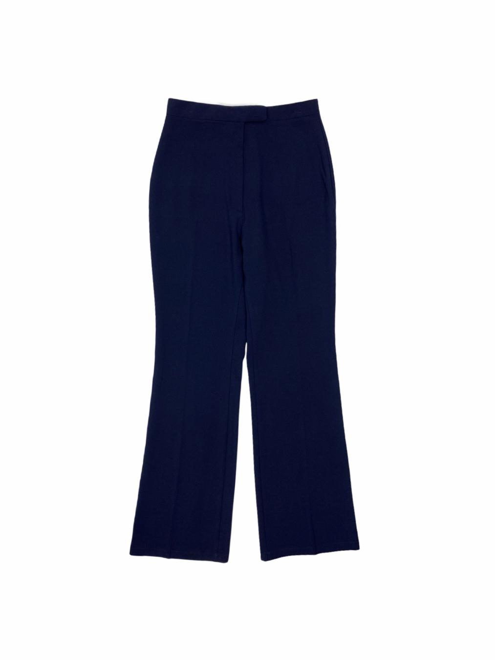 Womens Shaggy Pants (Navy)