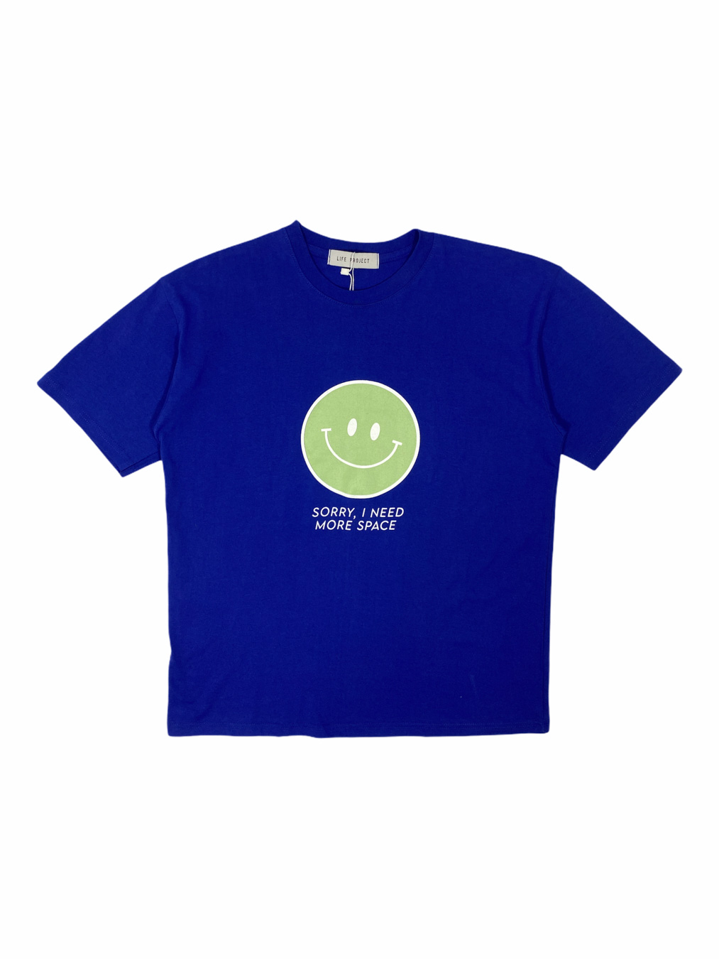 Sorry I Need More Space T-Shirt (Blue)