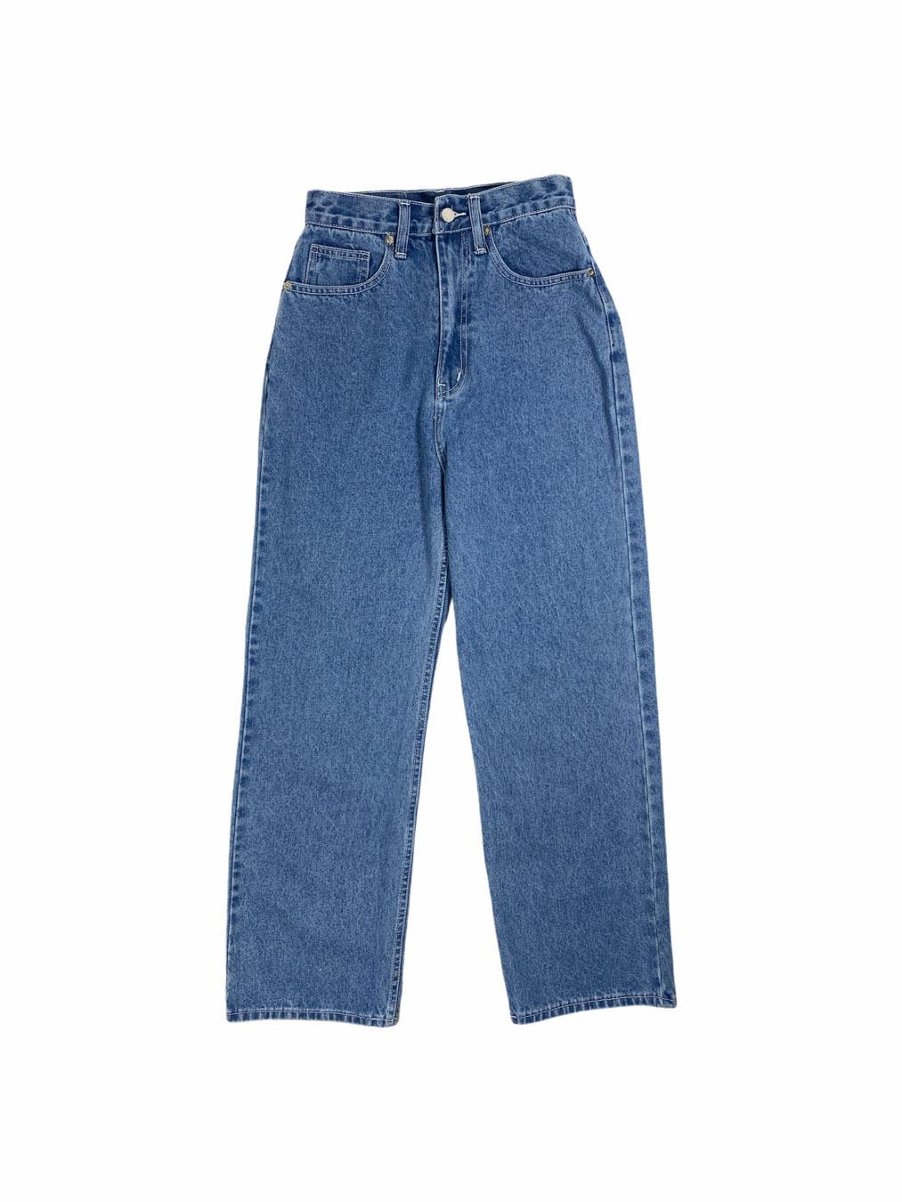 Poppy Jeans (Light Denim)