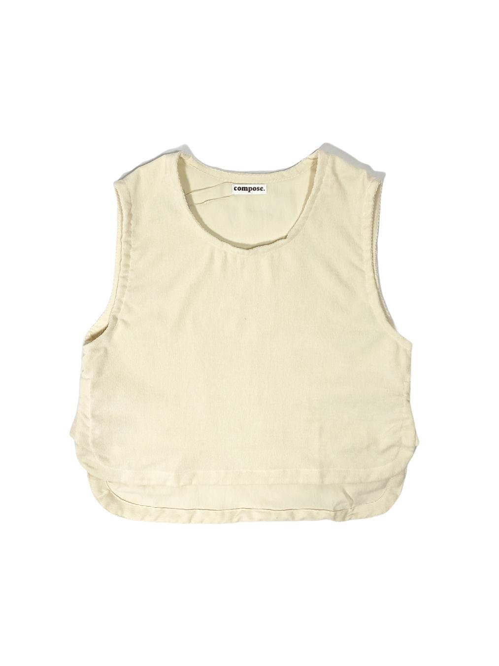 C/C Vest (Beige)