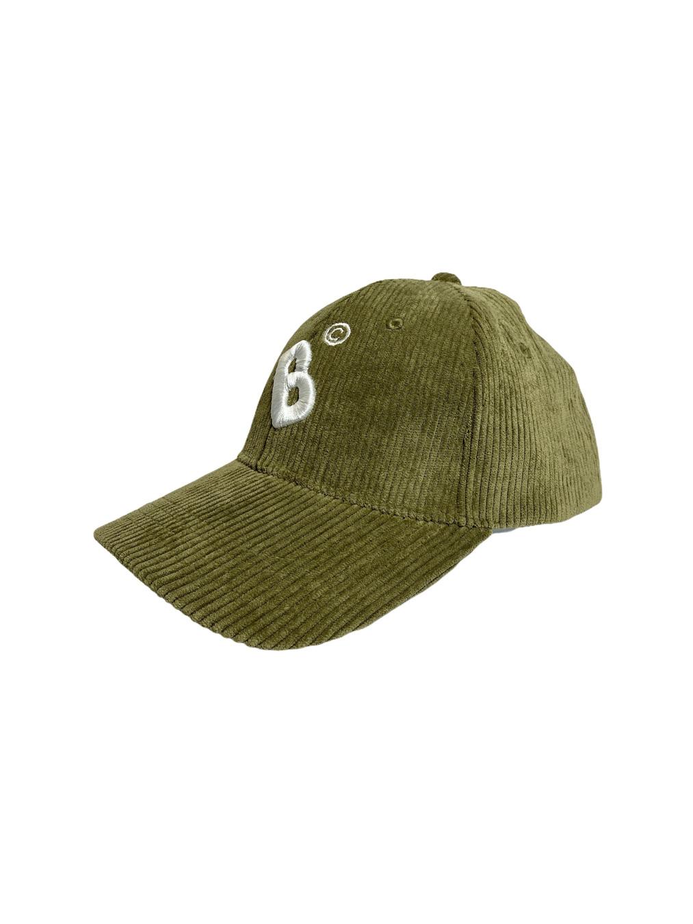 Bangkokr Cap (Olive Corduroy)