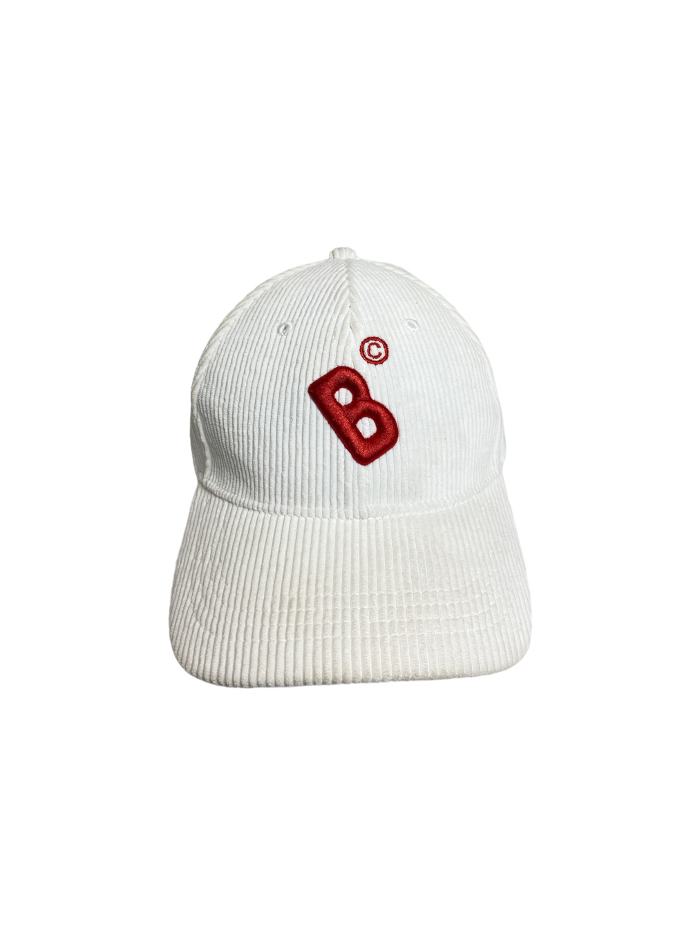 Bangkokr Cap ( White Corduroy )