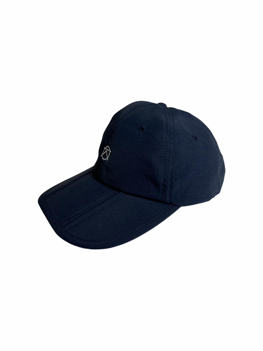 HAT folding cap (Navy)