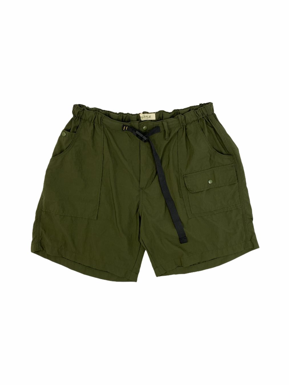 Nylon Pants (Green)