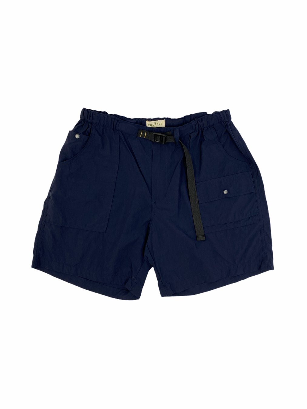Nylon Pants (Navy)