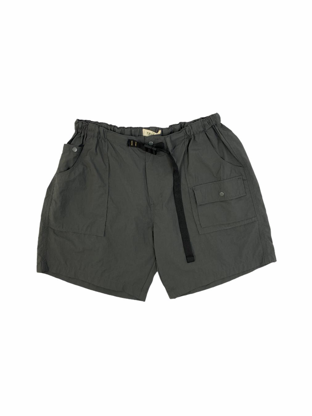 Nylon Pants (Gray)
