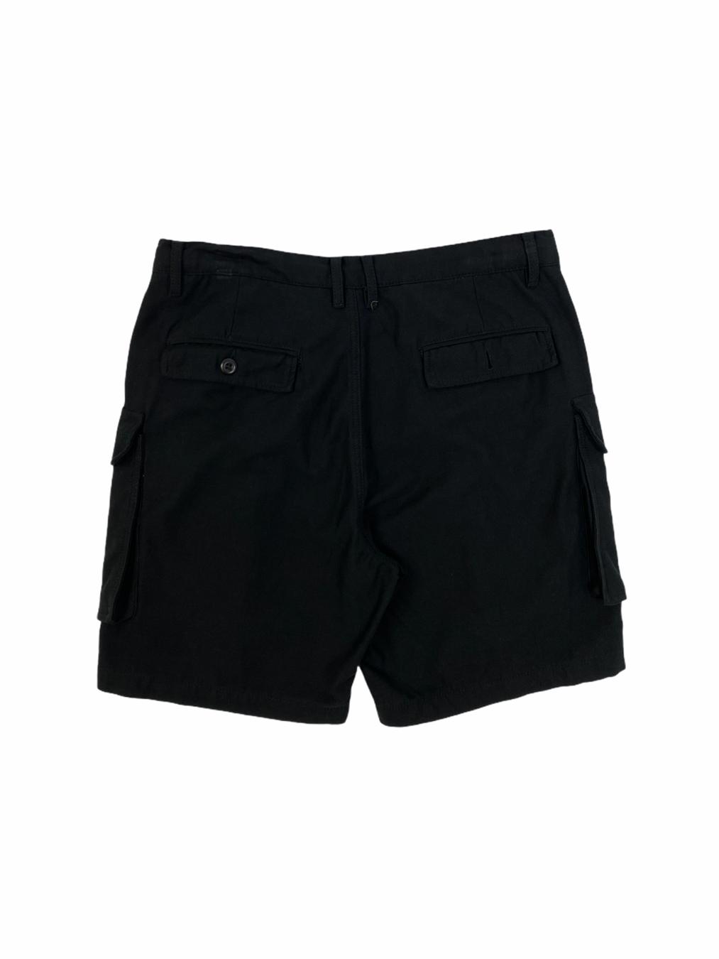Short Cargo (Black)