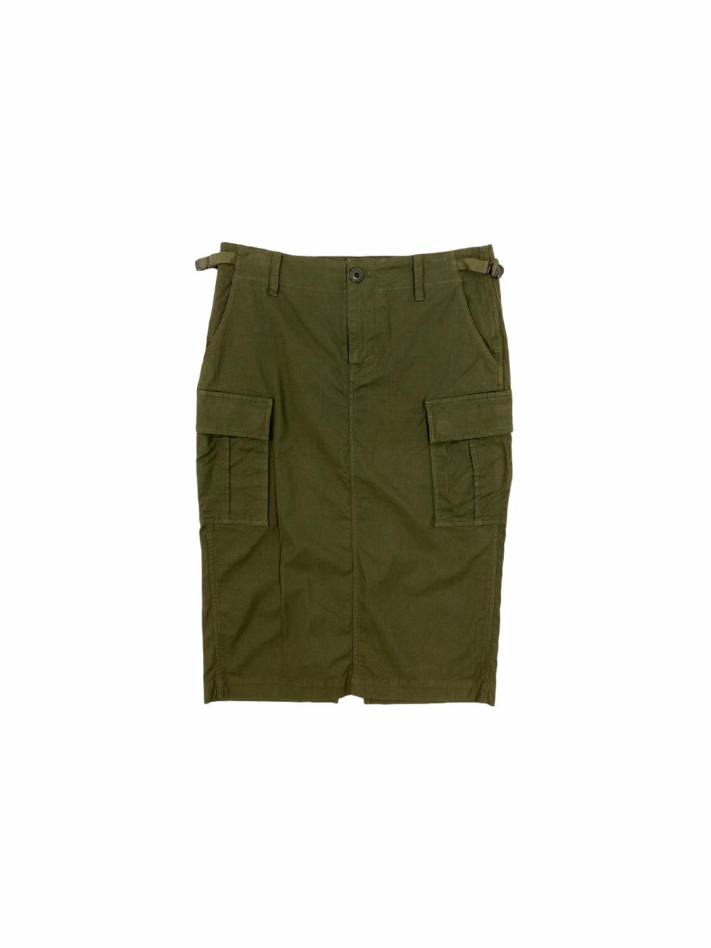 Tanker Military Girt Skirt